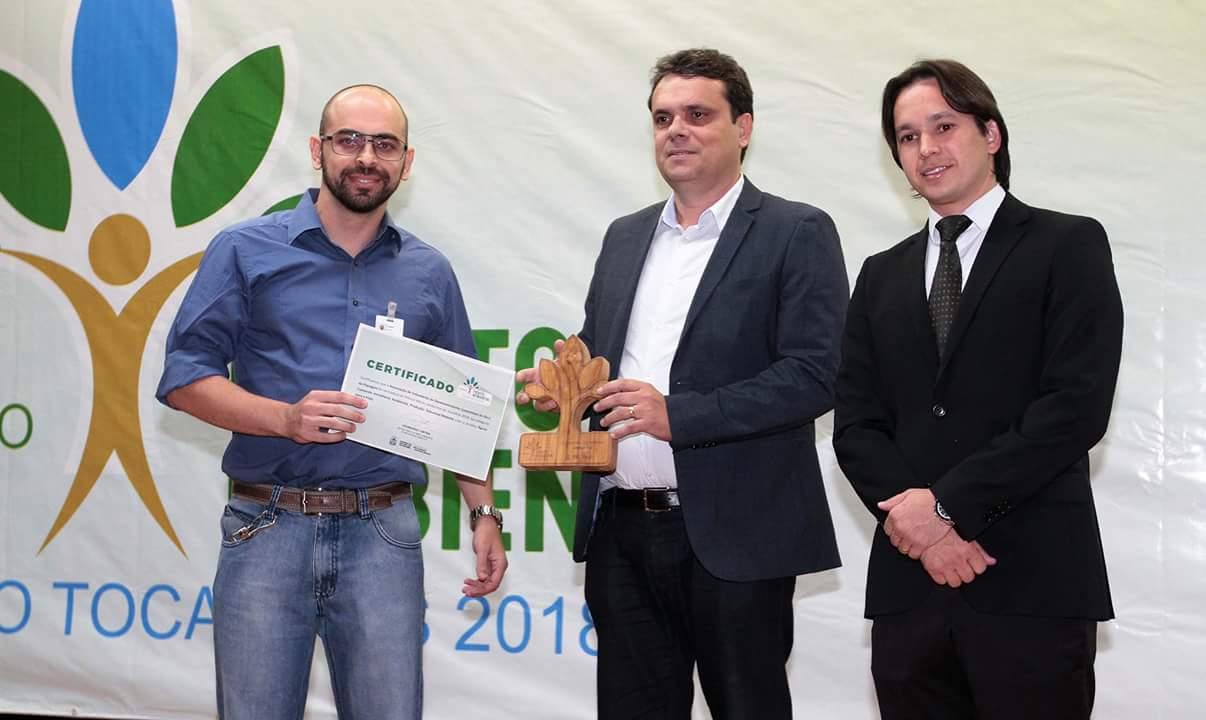 Fábrica da Votorantim Cimentos em Xambioá recebe Prêmio Mérito Ambiental do Tocantins 2018