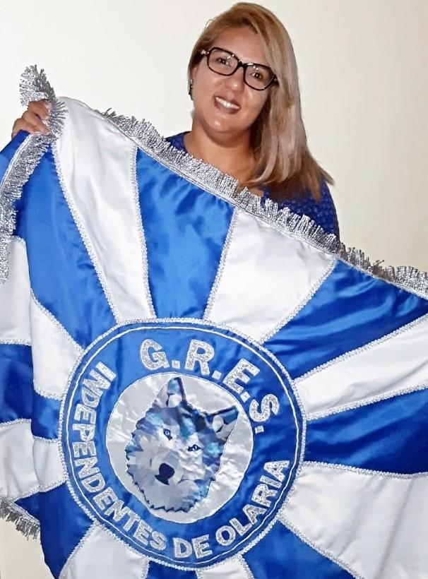 Luciana Brasil reforça direção de harmonia da Independentes de Olaria