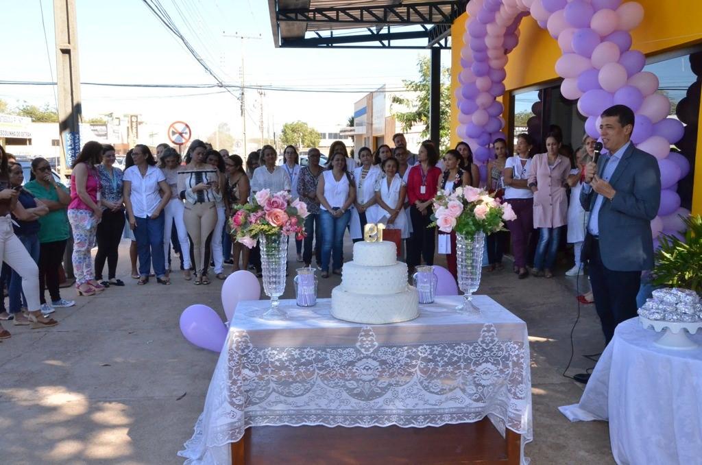 Hospital e Maternidade Dona Regina completa dezenove anos