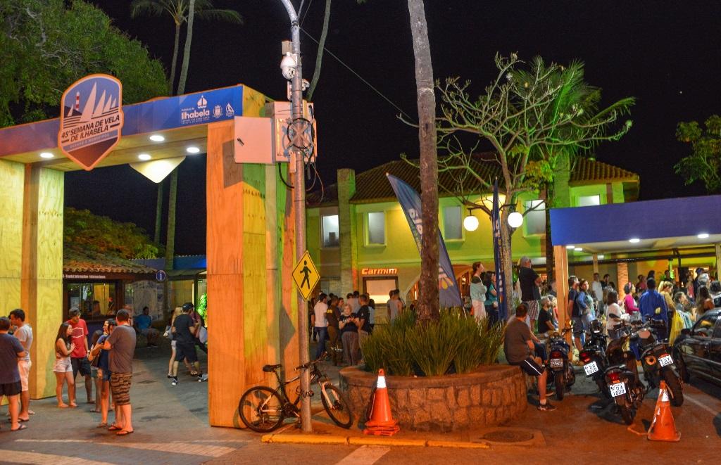 Race Village é o ponto de encontro de Ilhabela durante a 45ª Semana de Vela