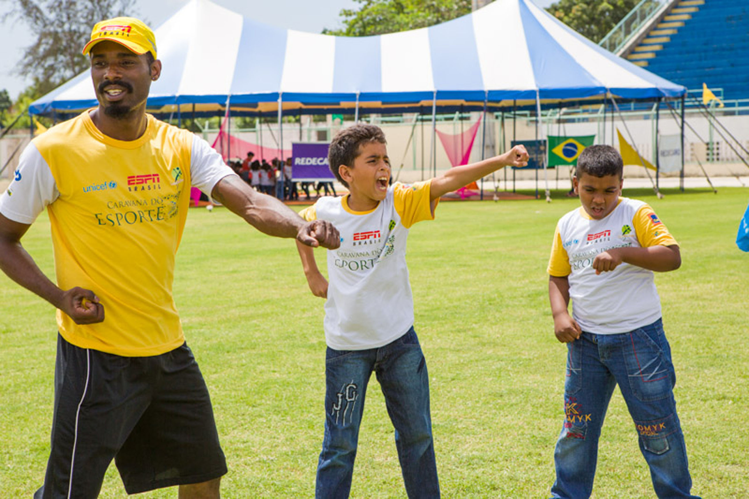 Feira de Santana recebe a próxima etapa da Caravana do Esporte e Caravana das Artes