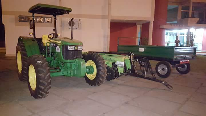 Agricultura Familiar em Pium (TO) é contemplada com novo trator