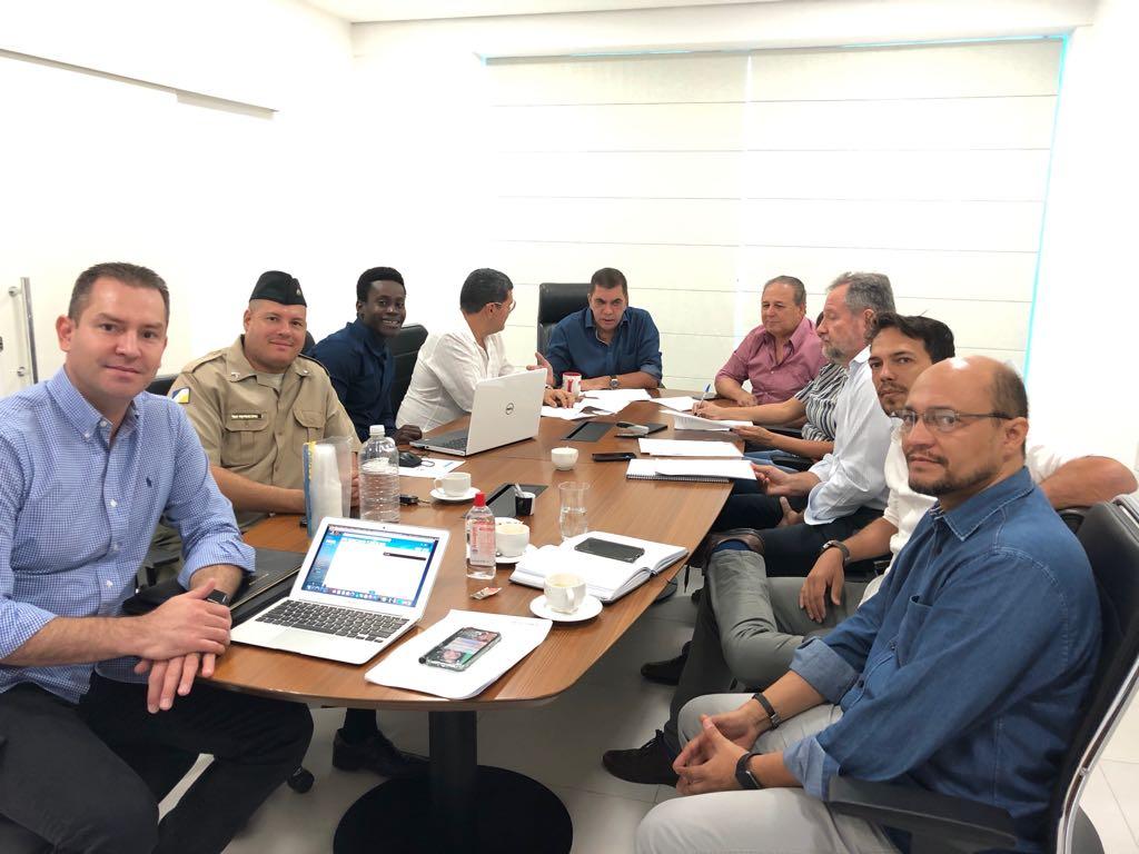 Amastha intensifica discussões com equipe para elaboração de plano de governo das eleições de outubro