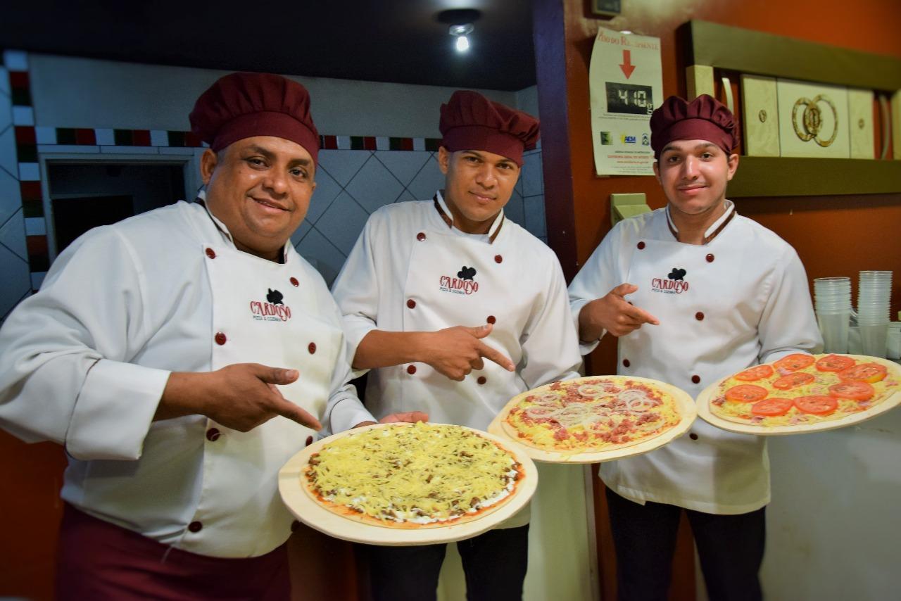 Rodízio da Cardoso Pizza e Cozinha acontece nesta quinta-feira em Paraíso (TO)