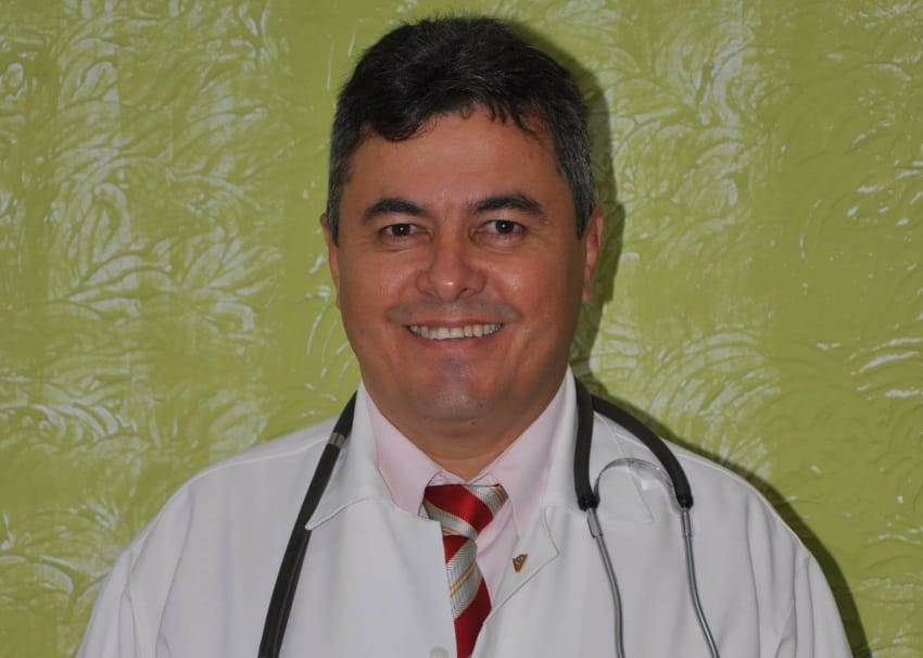 Paraíso do Tocantins lamenta morte do Médico Veterinário Dalmo Savagé