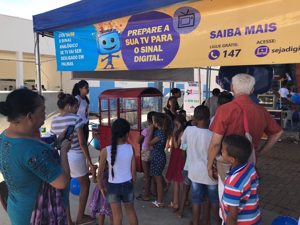 'Cras em Ação' leva serviços de cidadania aos moradores do Morada do Sol II