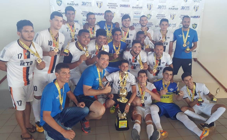 Invictus Ananás conquista a Liga Estadual 2018