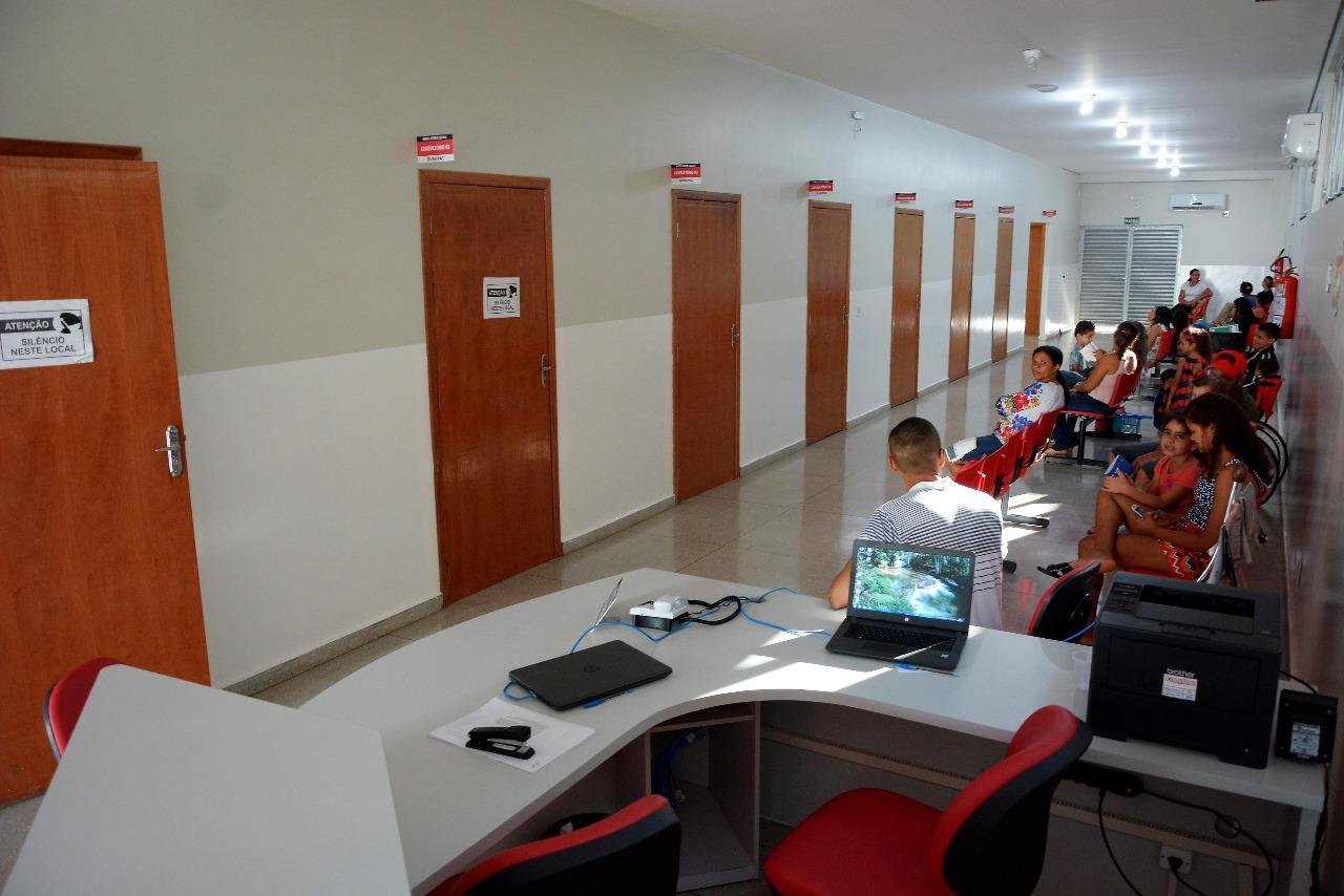 Novo Ambulatório Municipal de Especialidades oferece mais comodidade a servidores e pacientes em Araguaína