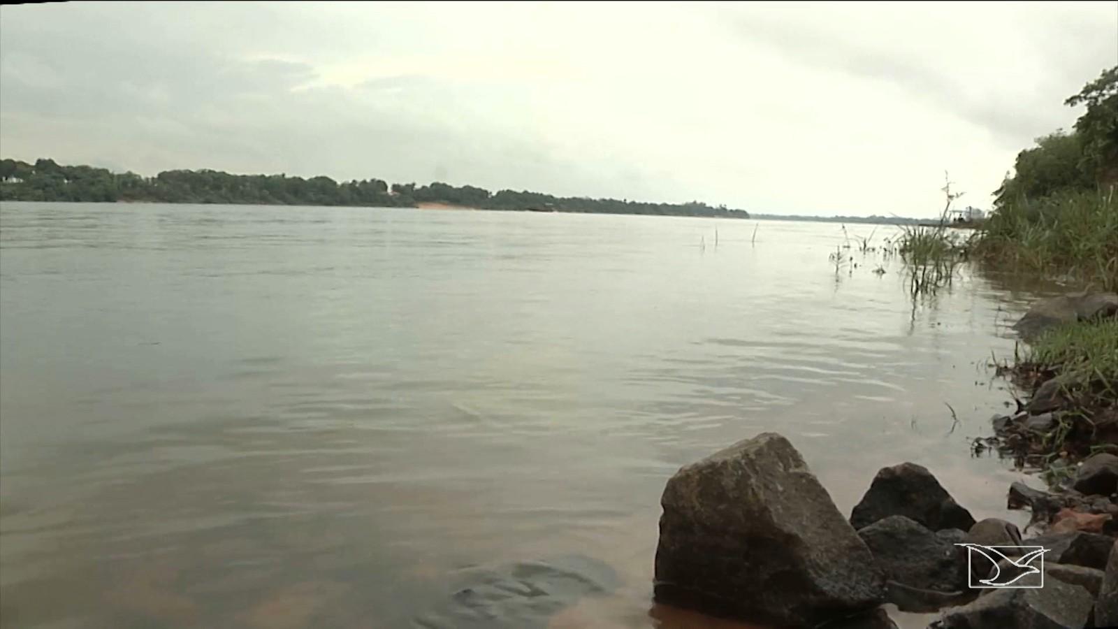Corpo de homem é encontrado no rio Tocantins