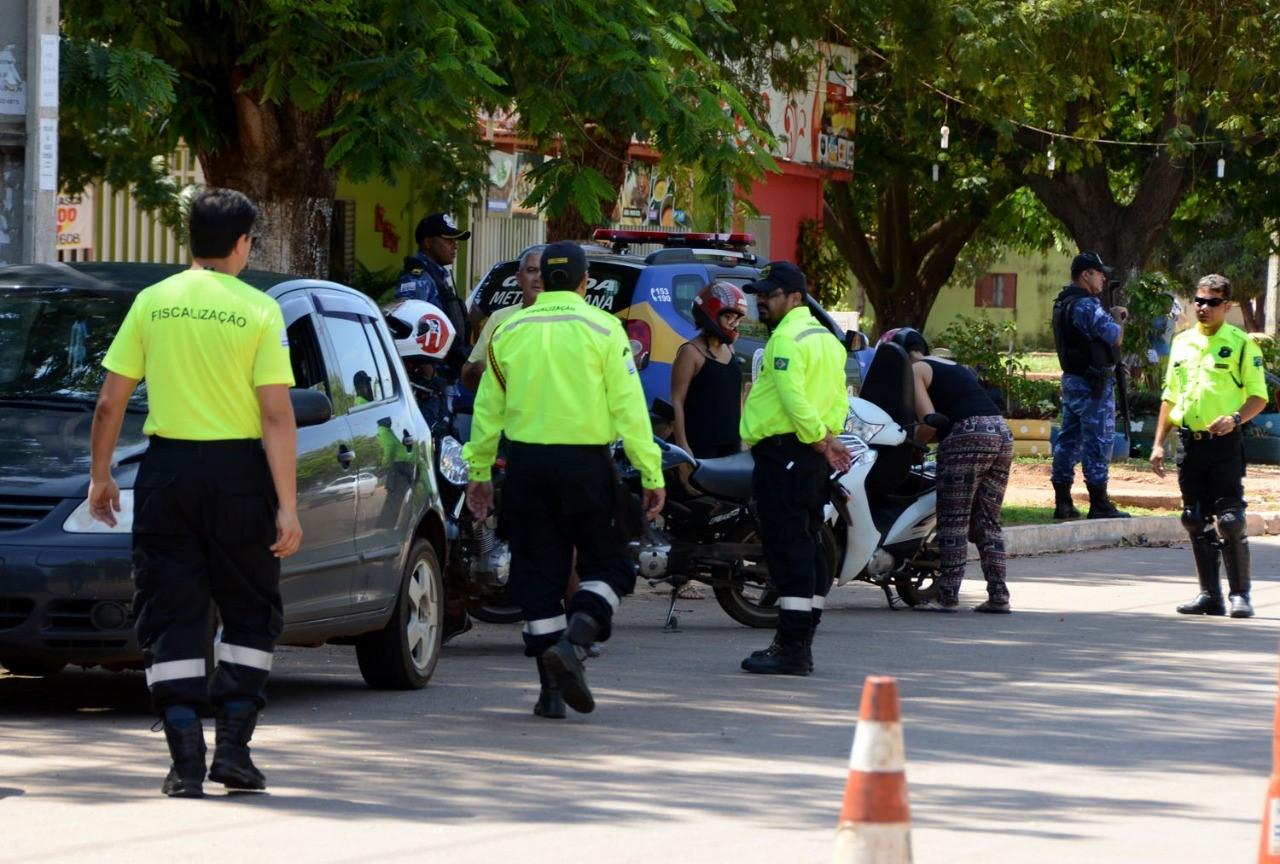 Guarda Metropolitana de Palmas reforça ações de segurança neste mês de julho