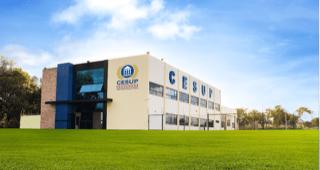Faculdade Cesup será inaugurada na quarta e traz conceito de qualidade do Grupo Ceuma