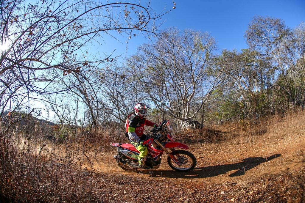 Rally dos Sertões – Tunico Maciel lidera as motocicletas após duas etapas