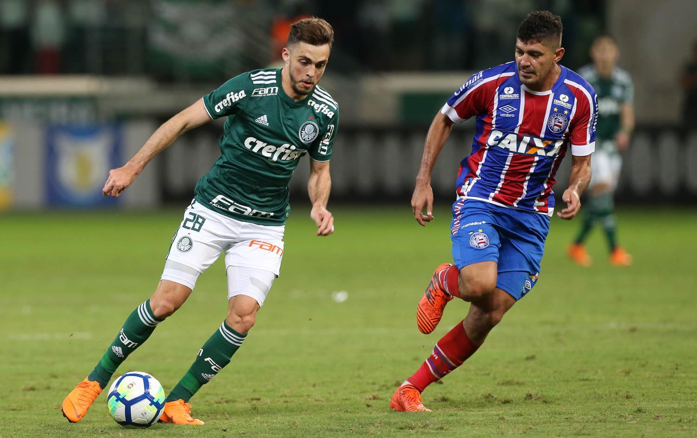 Hyoran triplica o número de jogos em relação a 2017 e comemora números positivos no Palmeiras antes de decisão contra o Bahia pela Copa do Brasil