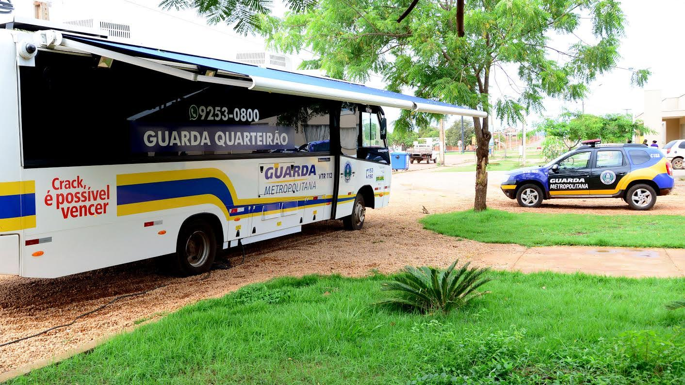 Guarda Metropolitana localiza criança que estava desaparecida na região Sul da Capital