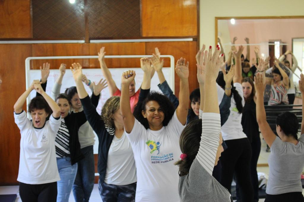 Araçatuba (SP) volta a receber projeto do IEE de formação em esporte educacional para professores