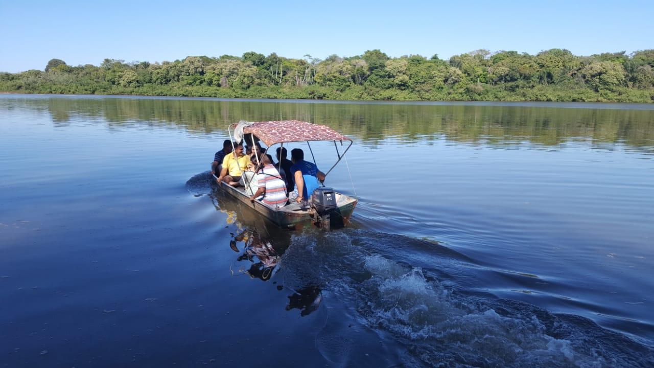 Pium entra para o Mapa do Turismo Brasileiro com praias encantadoras nos rios Javaés e Araguaia