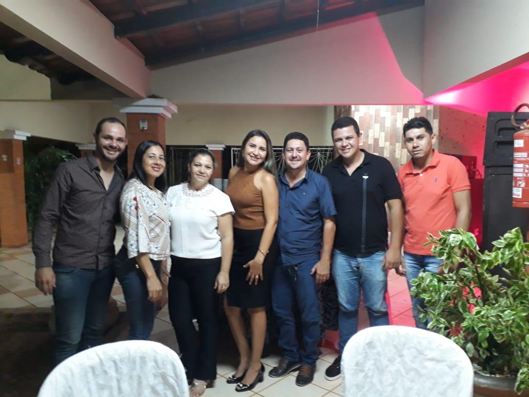 Prefeito de Barrolândia comemora migração para sinal TV Digital no município