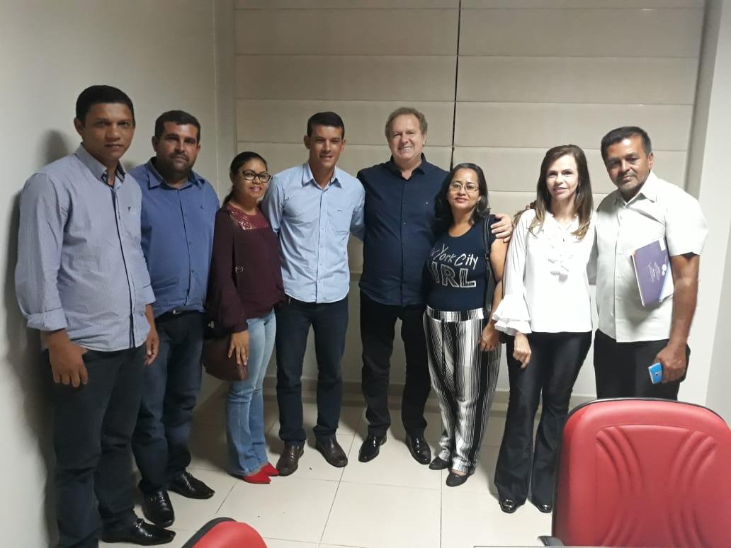 Prefeito de Marianópolis (TO) declara apoio à candidatura de Mauro Carlesse