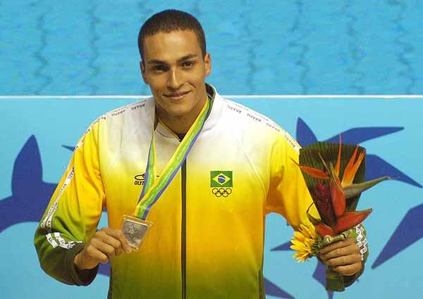 Ex-atleta olímpico César Castro é contratado pelo Colégio Presbiteriano Mackenzie Brasília
