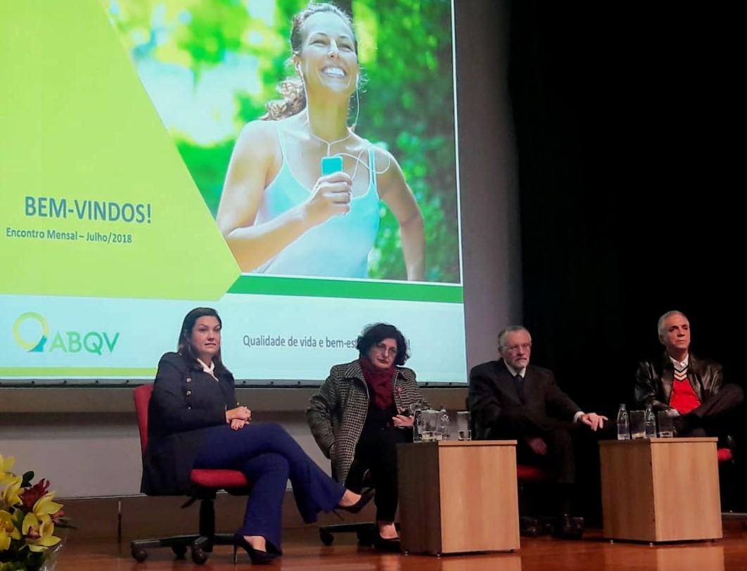 Encontro Mensal ABQV abordou sobre Diversidade Sexual e suas Implicações no Ambiente de Trabalho