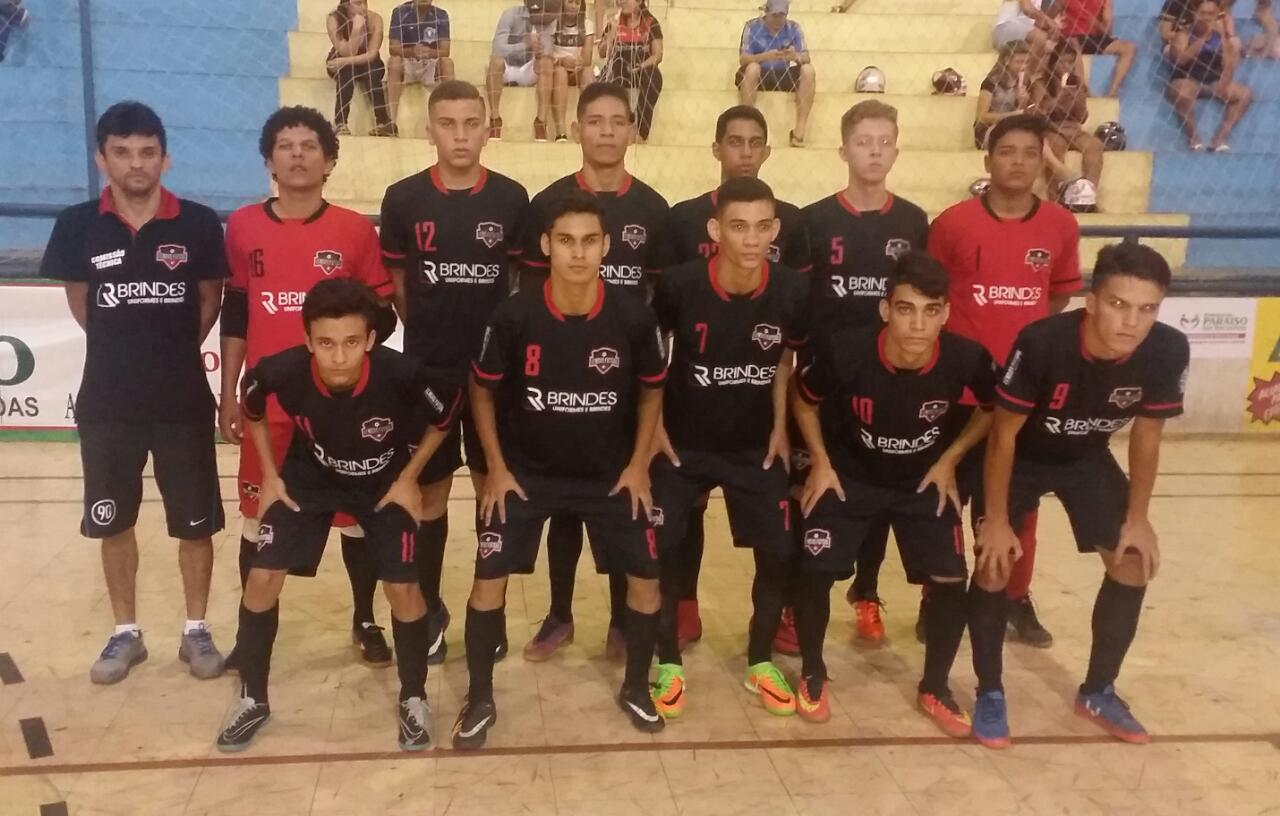 Get/Lendas Futsal estreia sexta-feira (17), pelo Tocantinense sub-20 de Futsal.