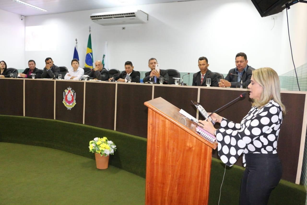 Vilmar e Laudecy participam de sessão em homenagem a Junior Coimbra em Pequizeiro