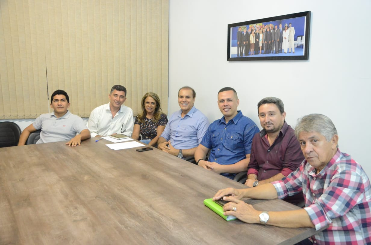 Candidatura de Ataídes se fortalece com mais apoios do norte do Estado