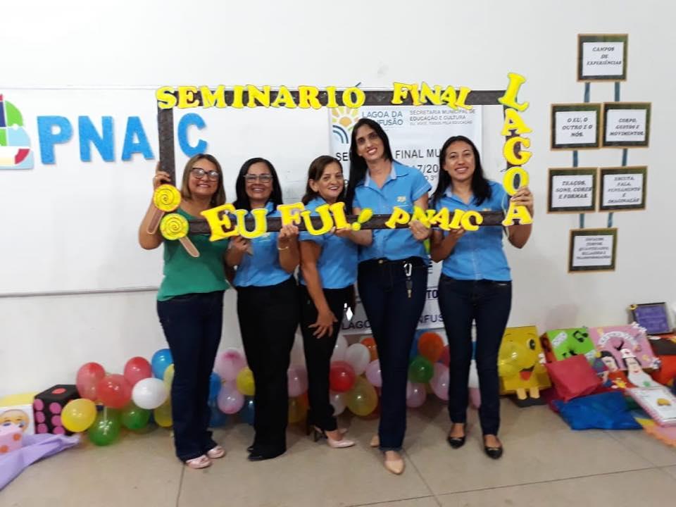 Professores de Lagoa da Confusão participam de capacitação na Universidade Federal do Tocantins