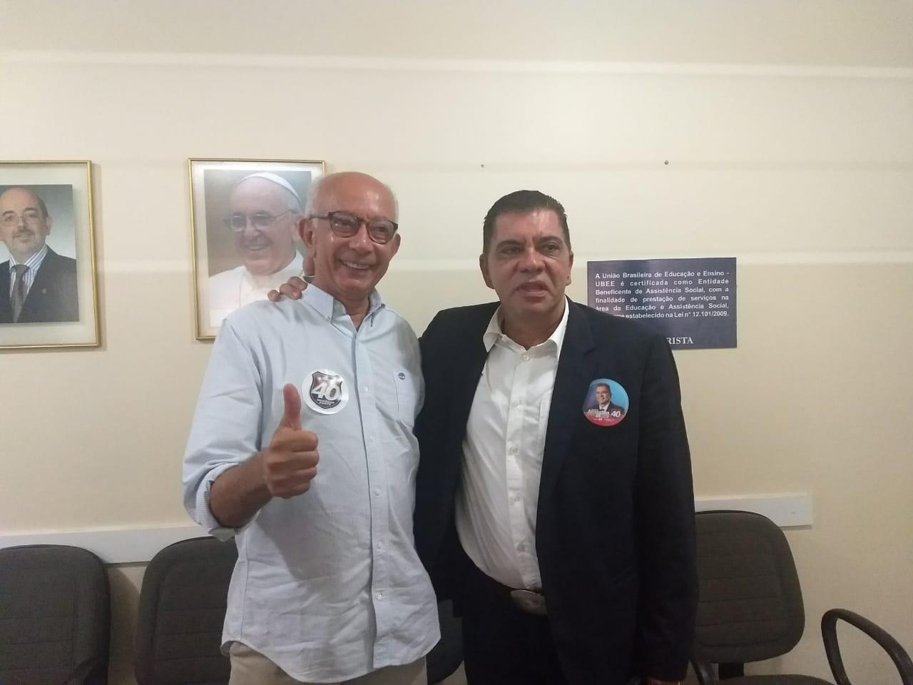 Ex-prefeito de Taipas é mais uma liderança do Sudeste a declarar apoio a Amastha