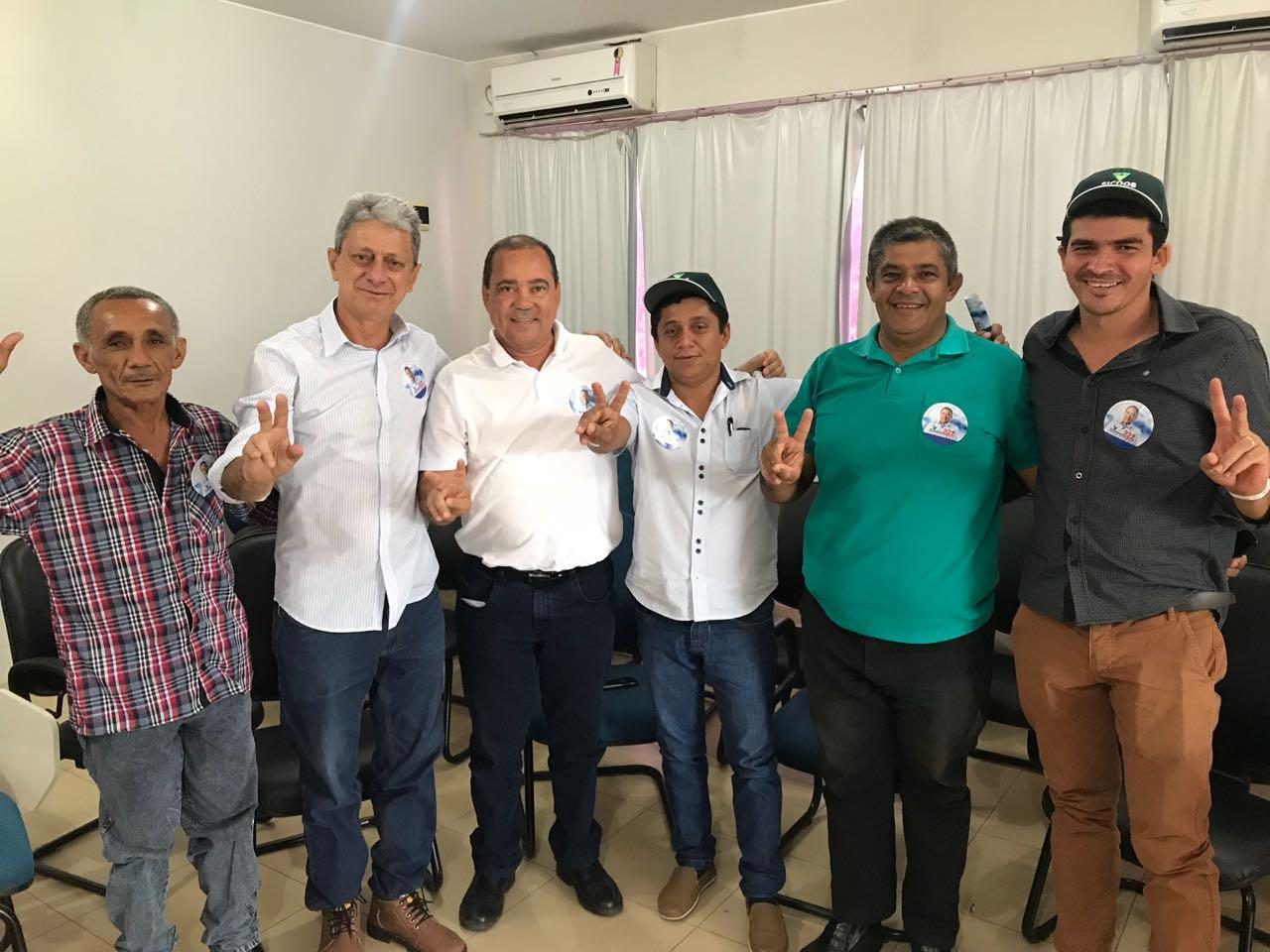 Prefeito Wanilson Valadares agradece população de Dois Irmãos por apoio a Dorinha, Vilmar de Oliveira, Gomes, Vicentinho e Carlesse