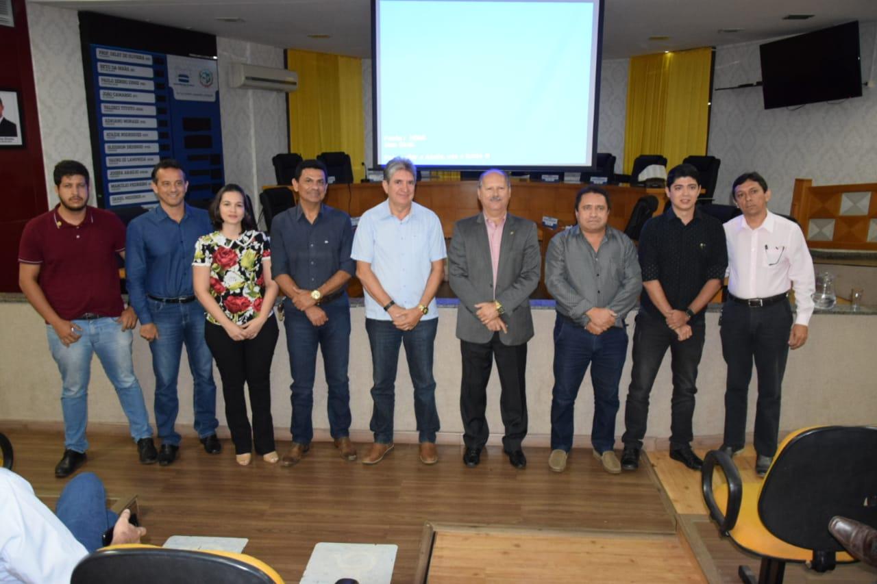 Sicredi União MS/TO apresenta plano de instalação de agência em Paraíso (TO)