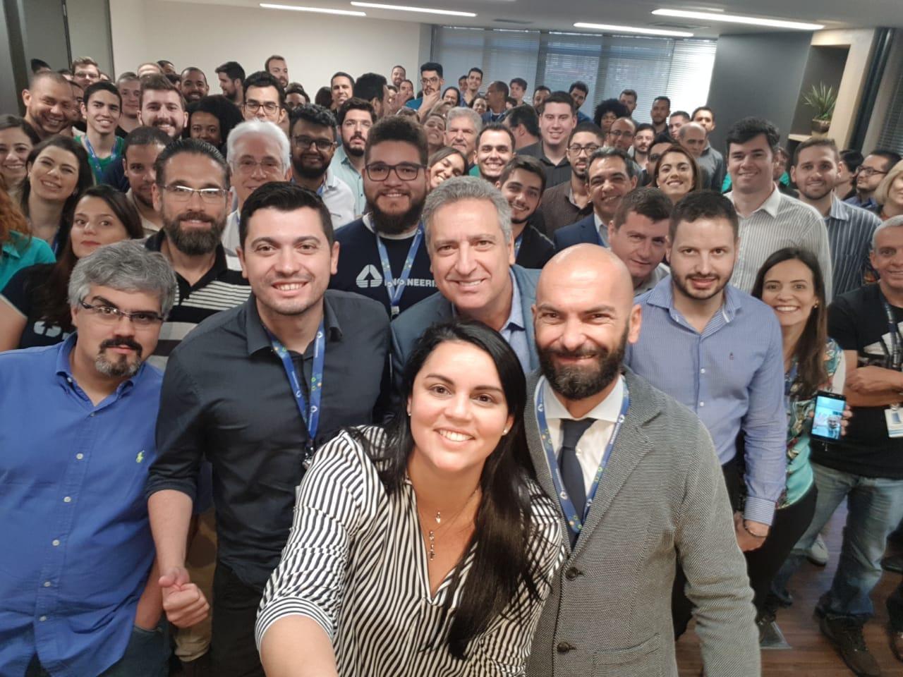 Engineering do Brasil anuncia expansão do seu escritório em Belo Horizonte (MG)