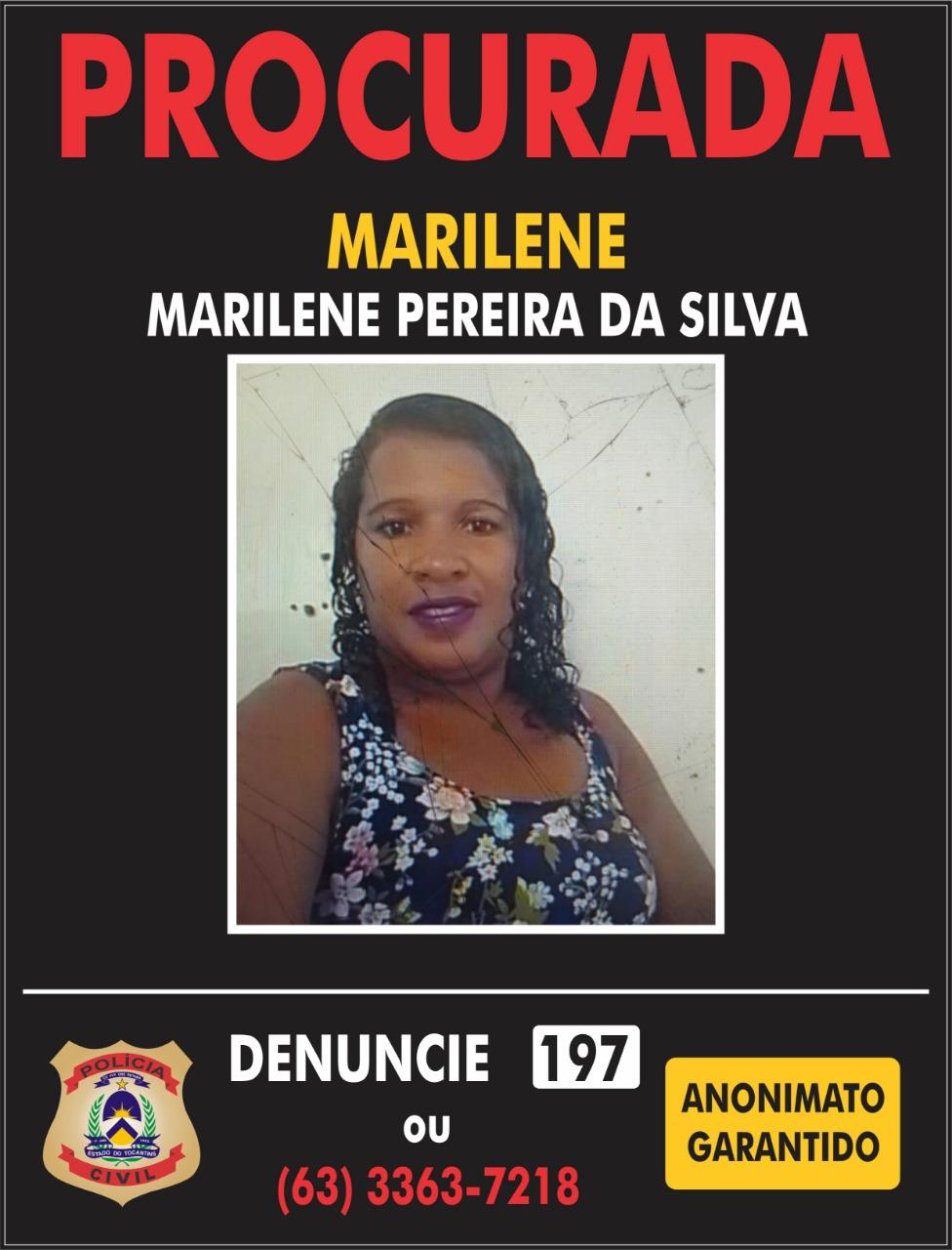 Polícia Civil procura foragida da Justiça por homicídio qualificado e aborto provocado por terceiro