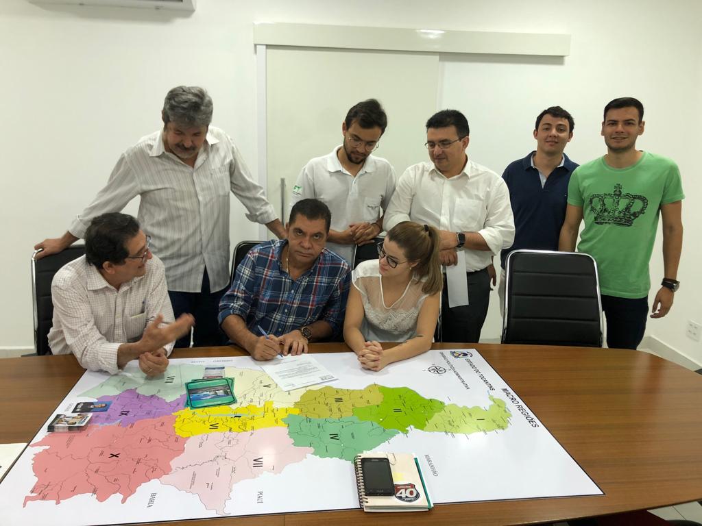 Apoiador do projeto desde o início, Amastha reforça compromisso em ajudar a viabilizar o Hospital Universitário da UFT em Palmas