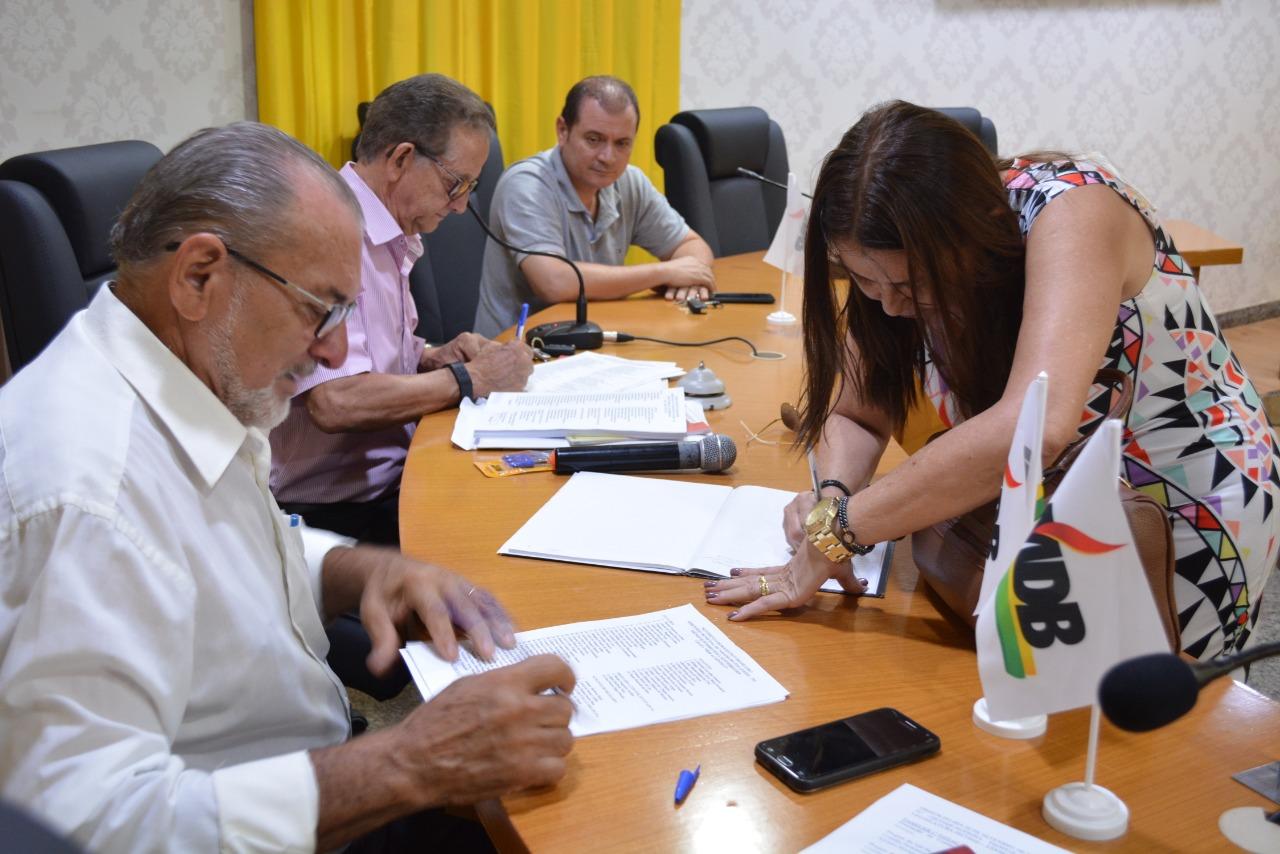 MDB de Paraíso realiza Convenção Municipal para o biênio 2018/2020