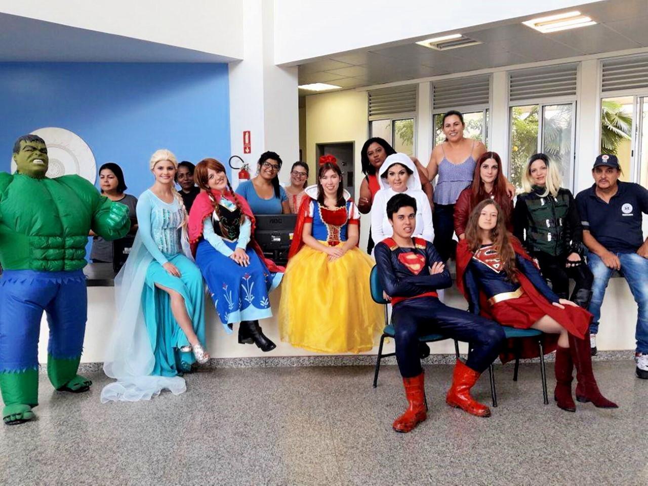 Grupo Super Amigos promove festa Cosplay solidária em outubro