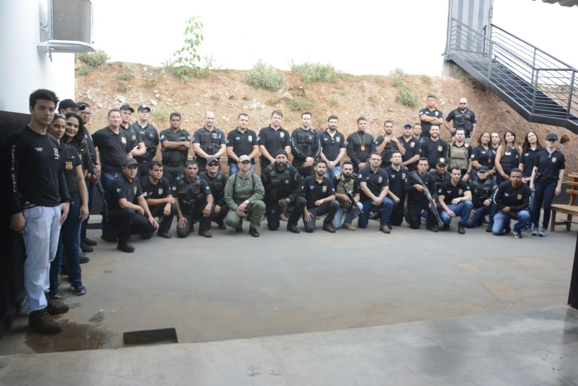 Operação NEXUS prende mais um suspeito de tráfico na Capital