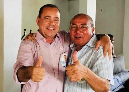 Vicentinho fecha agenda do fim de semana com apoio do prefeito Fabrício Viana e do ex-prefeito José Viana em Paranã
