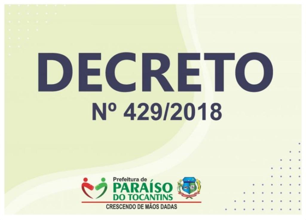 Prefeitura de Paraíso do Tocantins decreta ponto facultativo na segunda-feira, (22)