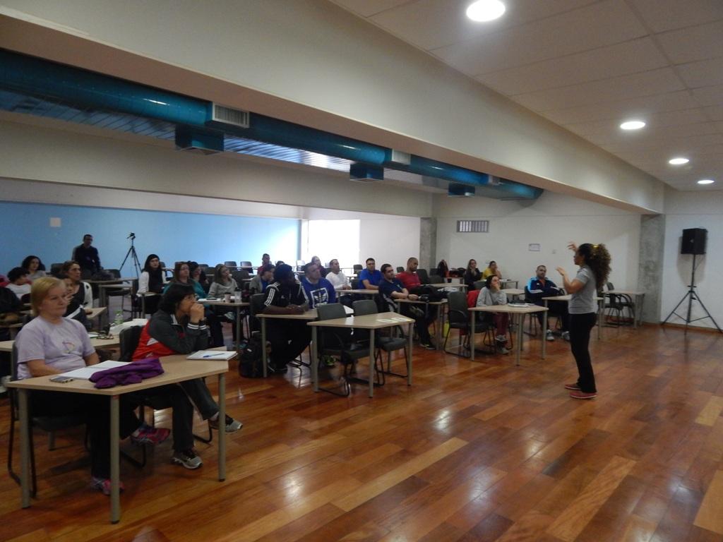 Professores de Porto Feliz participam de capacitação em esporte educacional com projeto do IEE