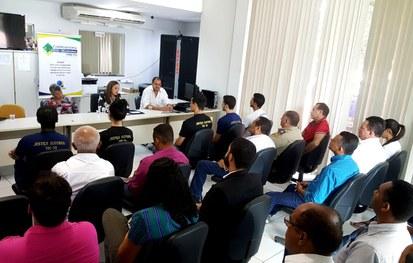 Corregedoria Eleitoral realiza trabalhos de inspeção e audiência pública em Peixe