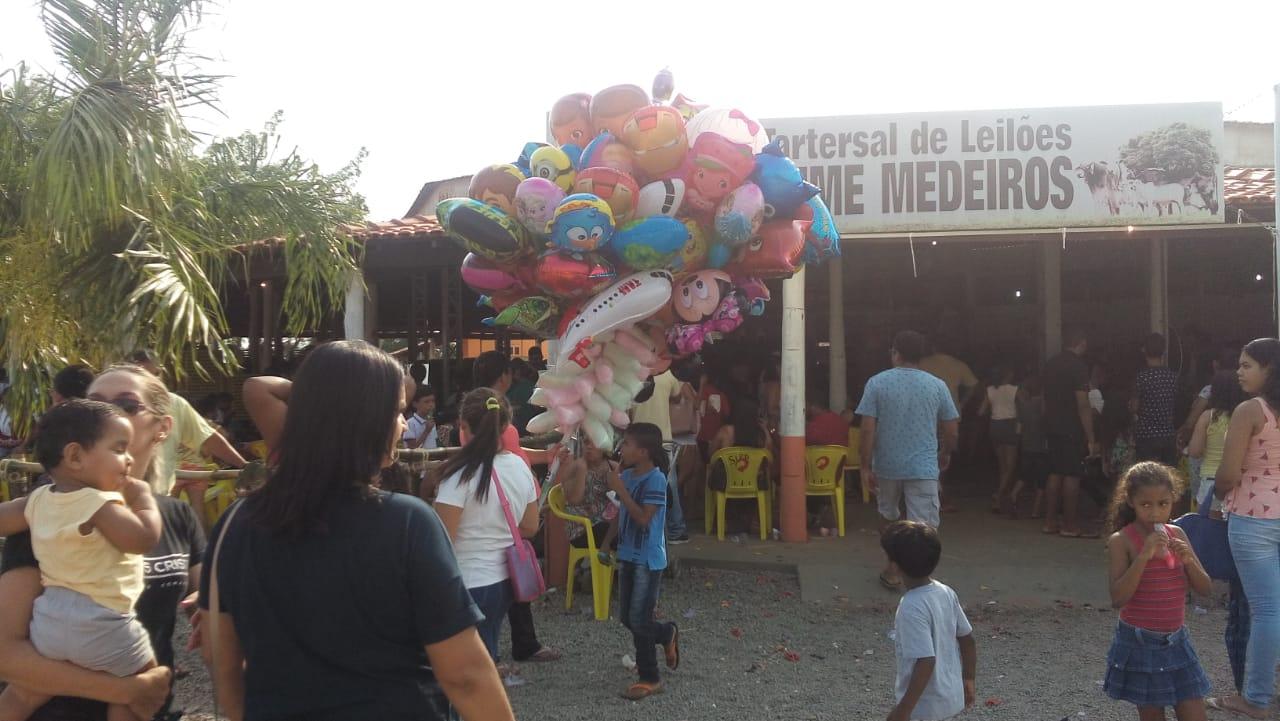 Alex Bahia e IORTO promovem ação especial em comemoração ao Dia da Criança em Paraíso (TO)