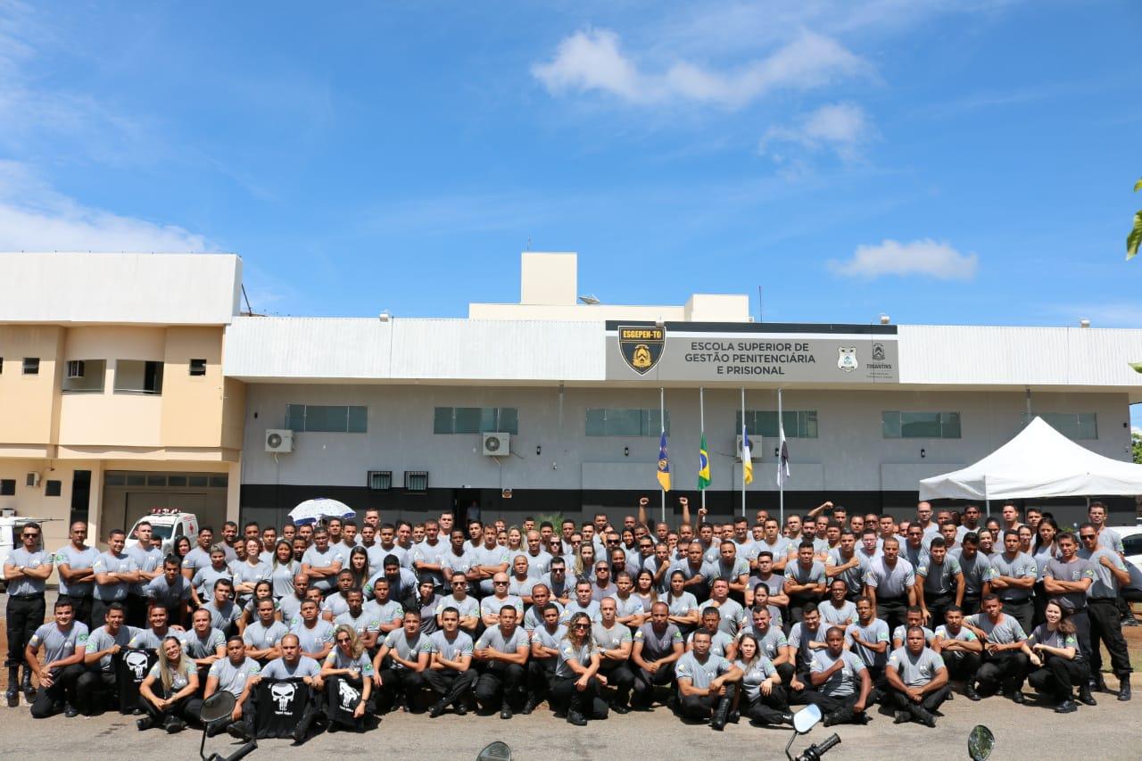Provas do Curso de Formação do Sistema Penitenciário serão realizadas neste domingo