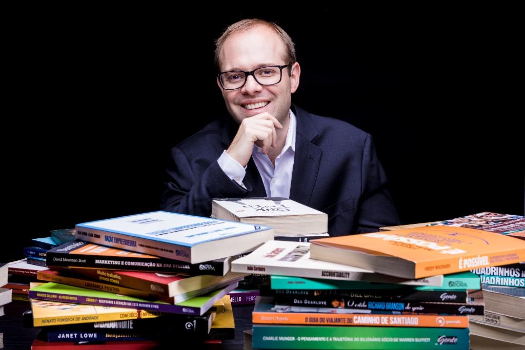 Digital Trix é a nova agência de relações públicas do book advisor Eduardo Villela