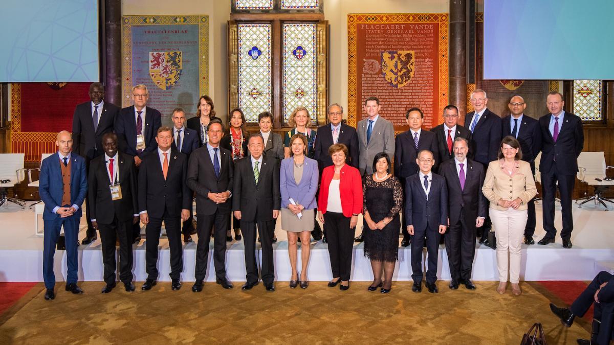 Líderes globais pedem mais rapidez e urgência nas soluções de adaptação ao clima