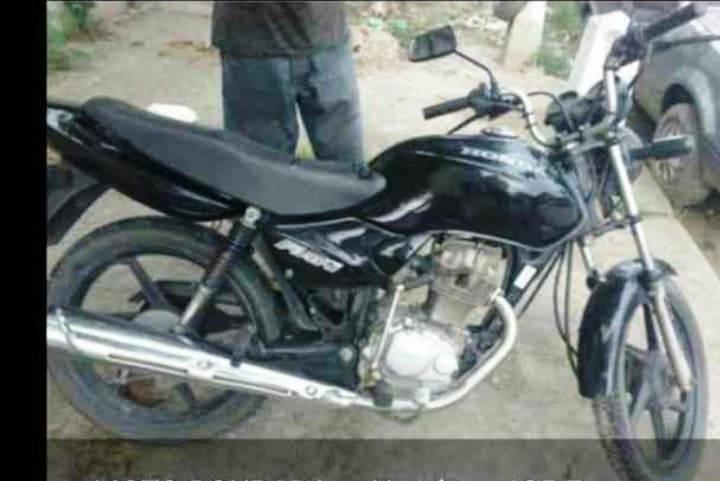 Proprietários procuram moto furtada no centro de Paraíso (TO)