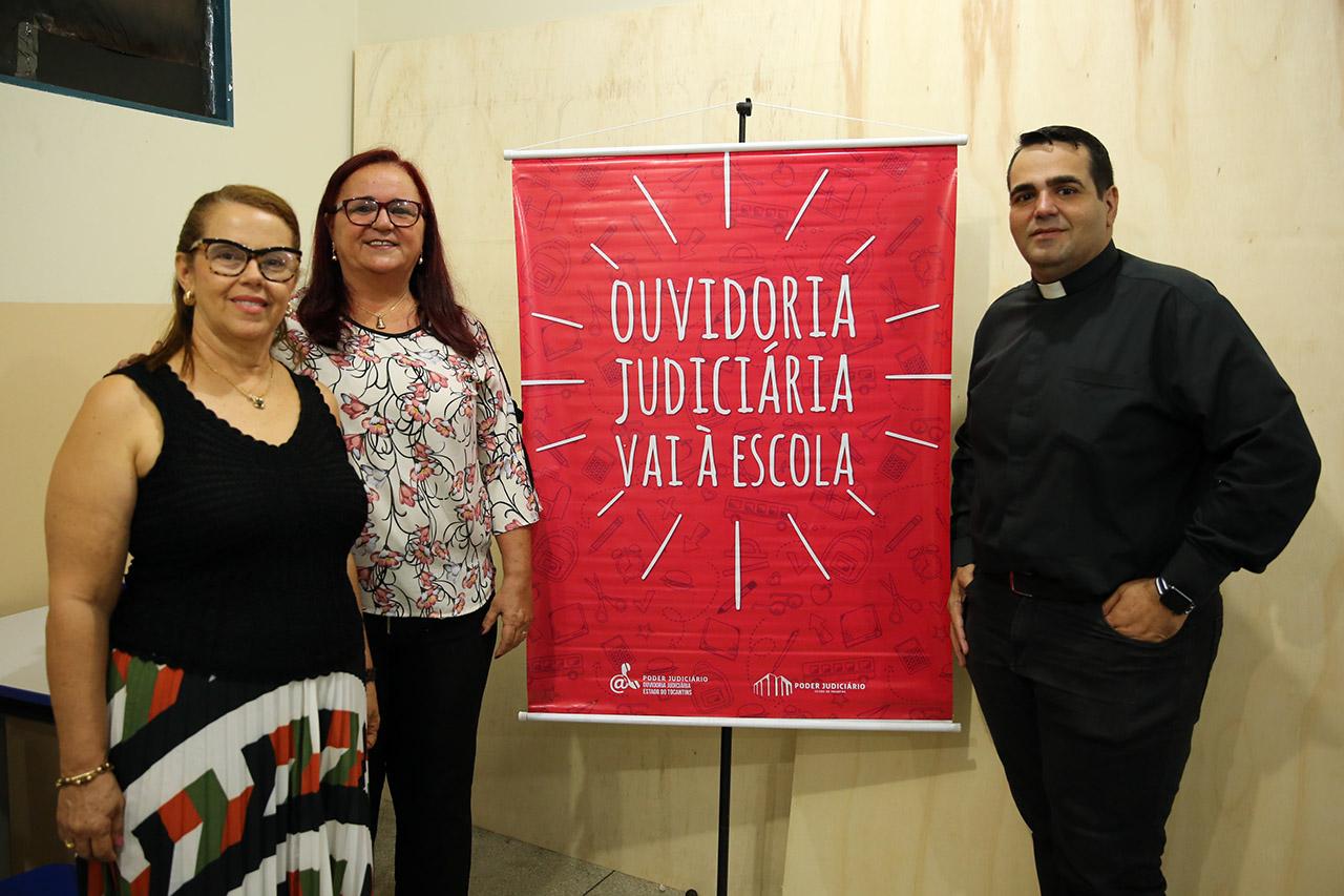 Ouvidoria vai à Escola: Projeto contribui para formação cidadã de estudantes