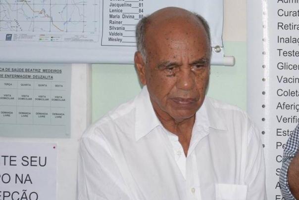 Médico de Paraíso, dr. Sebastião Barros Nunes, falece em Palmas TO