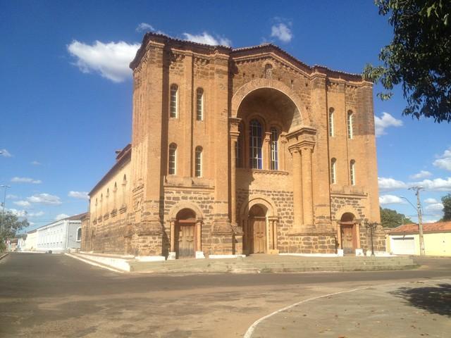 Catedral de Porto Nacional é interditada para obras de restauração