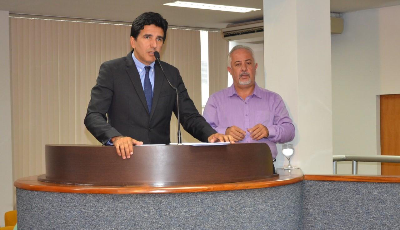 Júnior Geo solicita Projeto de Lei ao Executivo que garanta os direitos das pessoas com Transtorno do Desenvolvimento da Linguagem